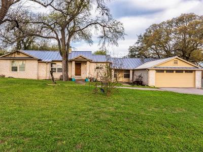 Travis County Single Family Home Pending - Taking Backups: 11812 Tedford St