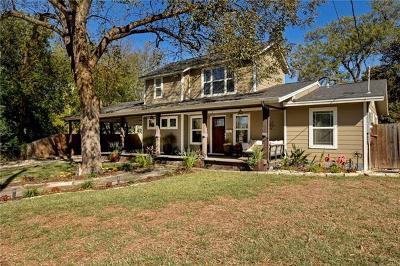 New Braunfels Single Family Home Pending - Taking Backups: 243 S Mesquite Ave
