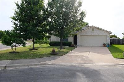Georgetown TX Single Family Home Pending - Taking Backups: $197,543