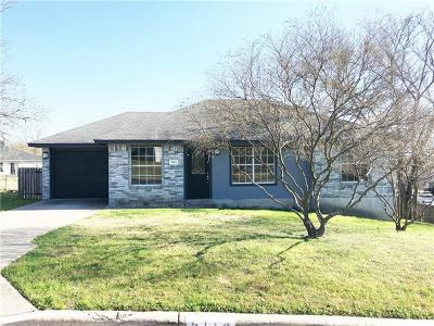 Single Family Home For Sale: 5114 Single Shot Cir