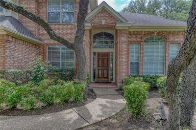 Round Rock Single Family Home Pending - Taking Backups: 2108 Olympic Cv