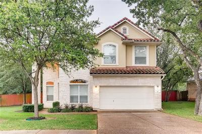 Austin Single Family Home For Sale: 15300 Interlachen Dr