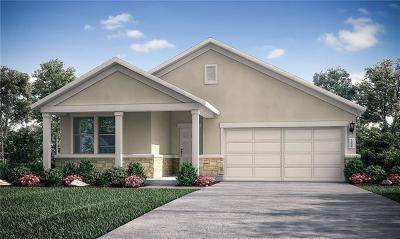 Leander Single Family Home For Sale: 329 Coba Street