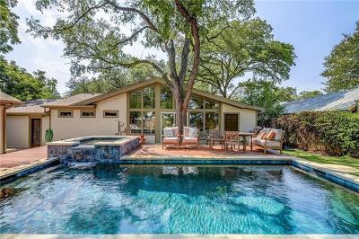 Austin TX Single Family Home For Sale: $1,275,000