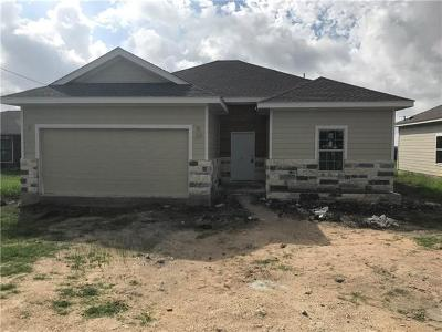 Lockhart Single Family Home Active Contingent: 1520 Hunters Rd
