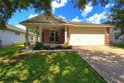 Leander Single Family Home For Sale: 1608 McDowell Bnd