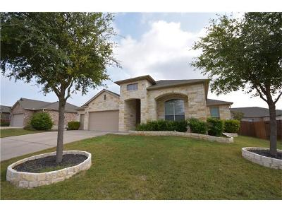 Round Rock Single Family Home Pending - Taking Backups: 2621 Cami Path