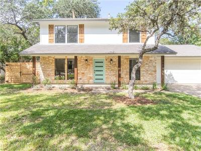 Travis County Single Family Home For Sale: 4904 Wing Rd