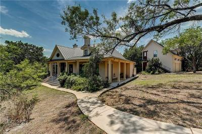Spicewood Single Family Home For Sale: 437 Paleface Point Dr