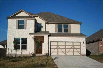 Temple Single Family Home For Sale: 8924 Vista Valley Dr