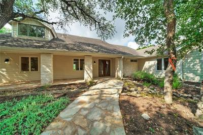 West Lake Hills Single Family Home Pending - Taking Backups: 905 Old Stonehedge St