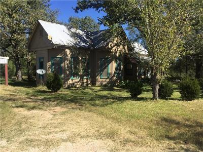 Paige Single Family Home Pending - Taking Backups: 4074 W Highway 21