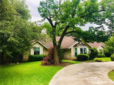 Austin Single Family Home For Sale: 7101 Mesa Dr