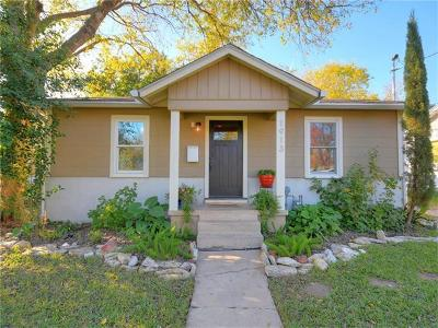 Travis County Single Family Home For Sale: 1913 Payne Ave