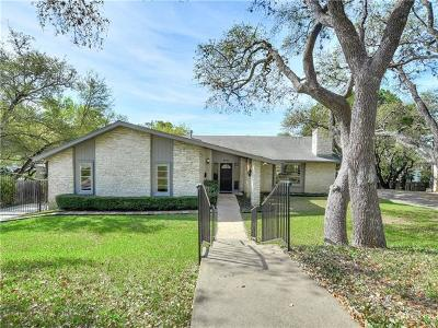 Austin Single Family Home For Sale: 3907 Cresthill Dr