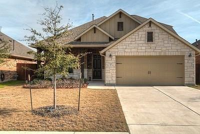 Liberty Hill Single Family Home For Sale: 112 Assisi Ln
