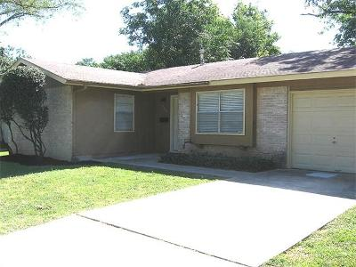 Travis County Single Family Home For Sale: 6213 Middleham Pl