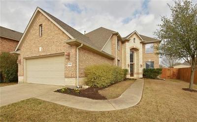 Buda Single Family Home For Sale: 1148 Heep Run
