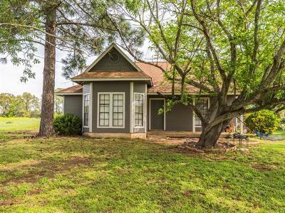 Elgin Single Family Home Pending - Taking Backups: 1081 Private Road 7023