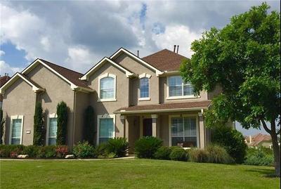 Single Family Home For Sale: 142 Lakota Pass