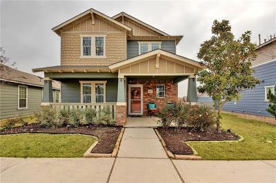Kyle Single Family Home For Sale: 2158 Herzog