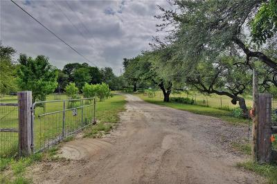 Menard County, Val Verde County, Real County, Bandera County, Gonzales County, Fayette County, Bastrop County, Travis County, Williamson County, Burnet County, Llano County, Mason County, Kerr County, Blanco County, Gillespie County Single Family Home For Sale: 530 Christopher Ln