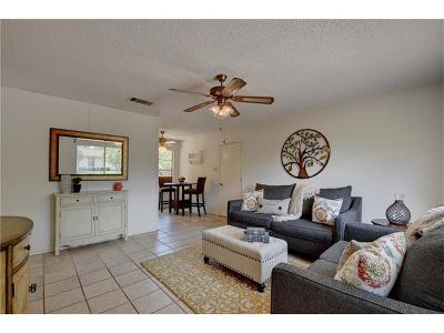 Travis County Single Family Home For Sale: 700 Hyde Park Pl