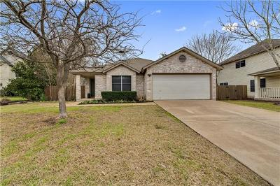 Travis County Single Family Home Pending - Taking Backups: 4316 Dos Cabezas Dr