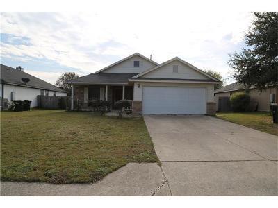 Kyle Single Family Home Pending - Taking Backups: 108 Fall Creek Dr