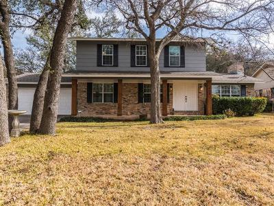 Georgetown Single Family Home Pending - Taking Backups: 408 Ridgewood Dr