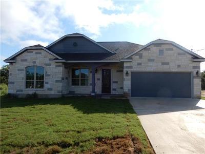 Bastrop Single Family Home For Sale: 128 Naalehu Ct
