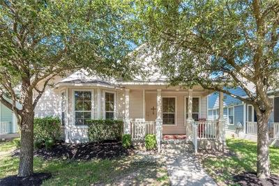 Cedar Park Single Family Home Pending - Taking Backups: 209 Cadillac Cv