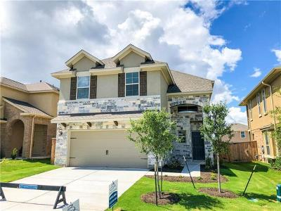 Round Rock Single Family Home For Sale: 1021 Chad Loop