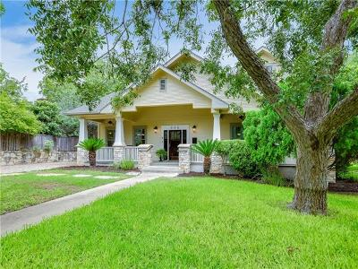 Austin Single Family Home For Sale: 506 E 40th St