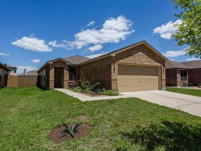 Taylor Single Family Home For Sale: 4206 Big Bend Trl