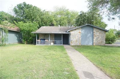 Austin Single Family Home For Sale: 4814 Candletree Ln