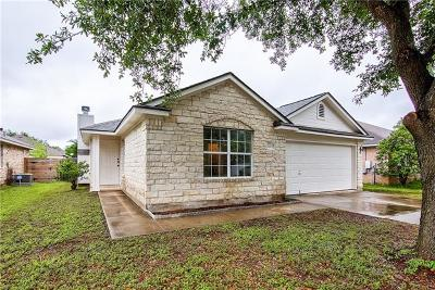 Austin Single Family Home For Sale: 14502 Sandifer St