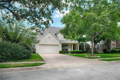 Round Rock Single Family Home For Sale: 2029 Wood Glen Dr