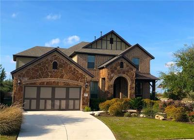 Pflugerville Single Family Home For Sale: 20624 Commons Pkwy