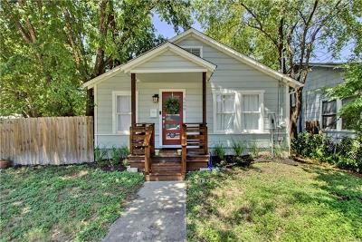 Austin Single Family Home For Sale: 5608 Joe Sayers Ave