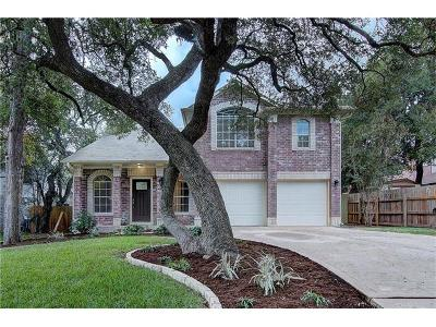 Travis County Single Family Home For Sale: 8014 Doe Meadow Dr
