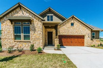 Austin Single Family Home For Sale: 134 Summer Square Dr