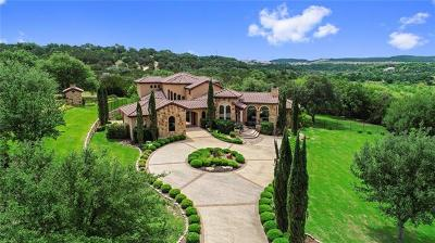Spicewood Single Family Home For Sale: 19417 Sean Avery Path