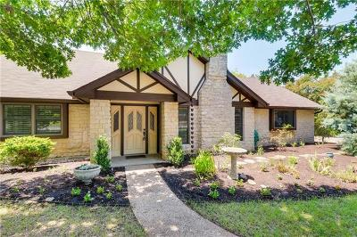 Austin Single Family Home Pending - Taking Backups: 3611 Shady Valley Dr