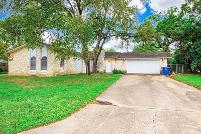 Austin Single Family Home For Sale: 5900 Oakclaire Dr