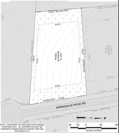 Austin Residential Lots & Land For Sale: 8708 Springdale Ridge Dr