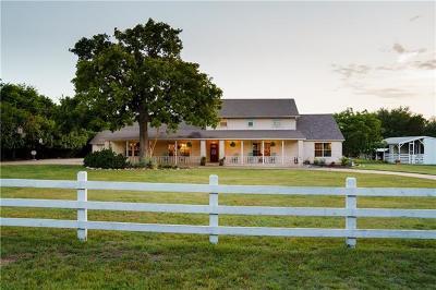 Georgetown Farm For Sale: 208 Neches Trl