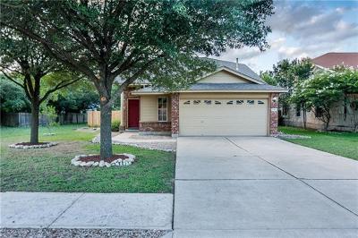 Leander Single Family Home For Sale: 1511 Scottsdale Dr
