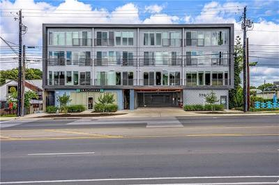 Austin Condo/Townhouse For Sale: 3114 S Congress Ave #201