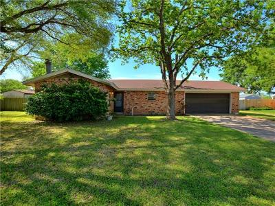 Bastrop Single Family Home For Sale: 405 Juniper St